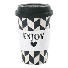 Tasse Mug à emporter ENJOY miss etoile