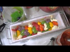 Making Hippie Trip Handmade Soap - YouTube