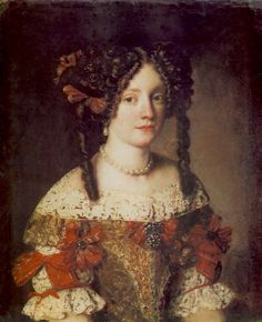 1664 Marie Mancini by ? (location unknown to gogm) | Grand Ladies ...