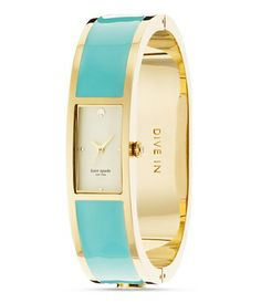 kate spade Carousel Bangle Watch