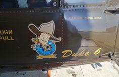 """Duke 6"" Added to UH-1H N186SD"