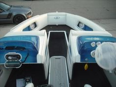 There is nothing like a awesome sound system for that summer fun on the boat!