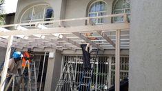 Patio Roof Installation