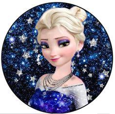 Beautiful Profile Pictures, Pizza Pan, Frozen Cake, Bottle Caps, Peppa Pig, Elsa, Dolls, Disney Princess, Disney Characters