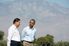 In November of 2014, President Obama reached a historic agreement with President Xi of China to #ActOnClimate. Under the agreement, both the U.S. and China will reduce carbon pollution, leading the way for other nations to join the fight against climate change. #COP21