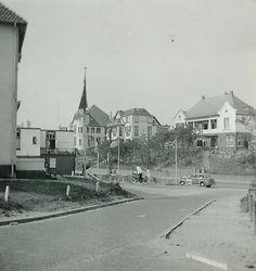 Zicht op Huis ter Duinstraat 1949