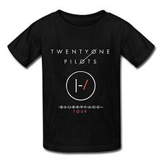 T Shirt For Big Youth'Twenty One Pilots Blurryface Tour 2016 Black. 100% Health Cotton. New Officially Licensed Product. 4-14 Days On Time Dilivery. Detailed Graphic Artwork Design. Fully Machine Washable Or Hand Wash.