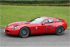Alfa Romeo Tz3 Corsa Limited Edition by Zagato #alfaromeozagato