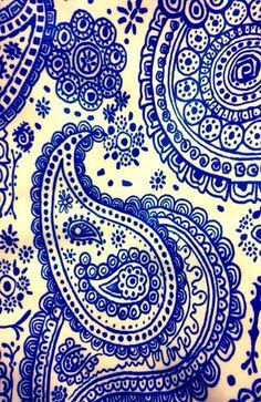 Azul&branco
