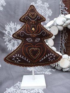 A mi fánk (Karácsonyi dekoráció) , Dekoráció, Ünnepi dekoráció, Dísz, Meska  No instructions,just a pretty tree