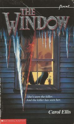 The Window by Carol Ellis - Paperback - S/Hand