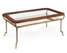 LR cocktail table