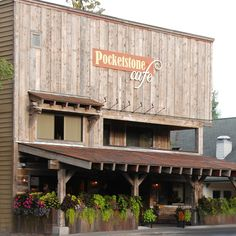 Pocketstone Cafe- breakfast this morning Glacier Np, Glacier National Park Montana, Places Ive Been, Places To Go, Bigfork Montana, Montana Lakes, Mystic Mountain, Columbia Falls, Flathead Lake