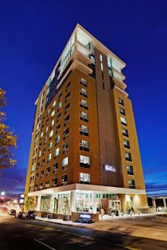 Asheville's Hotel Indigo Receives Big Honor from J.D. Power 2012