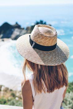When wearing a hat doesn't feel pretentious