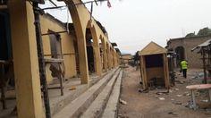 Photos : Damage done to Michika by Boko Haram terrorists - http://www.streetsofnaija.net/2015/02/photos-damage-done-to-michika-by-boko-haram-terrorists/