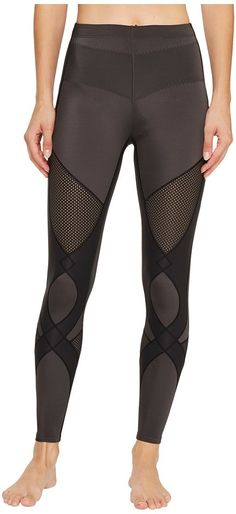 CW-X Stabilyxtm Ventilator Tights Women's Workout Girls In Leggings, Tight Leggings, Workout Leggings, Workout Pants, Athleisure Wear, At Home Gym, No Equipment Workout, Fitness Goals, Sport Outfits