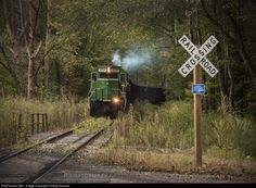 RailPictures.Net Photo: JTPX 2011 Big Eagle Railroad EMD GP38-2 at Fields Creek, West Virginia by Chase Gunnoe
