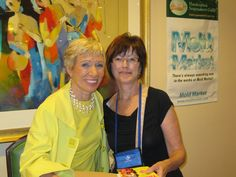 Rose with Shark Tank's Barbara Corcoran