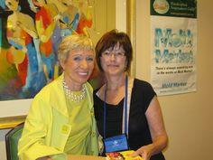 Rose with Shark Tank's Barbara Corcoran