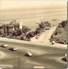 1950lerde Ataköy sahili