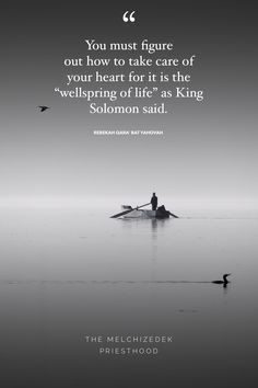King Solomon was the wisest man who ever lived. And he said that we must guard our hearts above all else because from it life flows (Prov.4:23). Without your heart what can you really do today besides just survive the day? Join us at Kingdom University for Kingdom Life Coaching that will help you keep your heart alive and live your best life possible for the King… Take Care Of Yourself, Live For Yourself, Melchizedek Priesthood, King Solomon, Without You, Life Coaching, New Age, Your Heart, Coaching