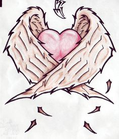 Winged Heart by Ashes360 on DeviantArt