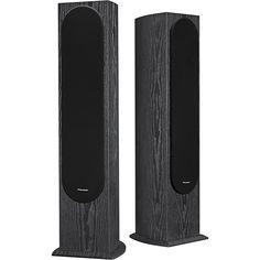 """Pioneer - 5-1/4"""" Floor Speaker"""