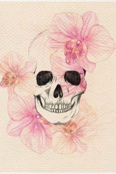 Would make a beautifully feminine tattoo