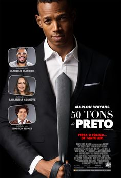 """""""50 Tons de Preto"""" - Estreia dia 03/03/2016"""