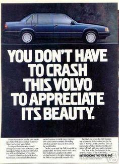 Volvo 940 ad