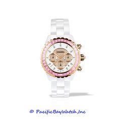 Chanel J12 Ladies Chronograph H2161