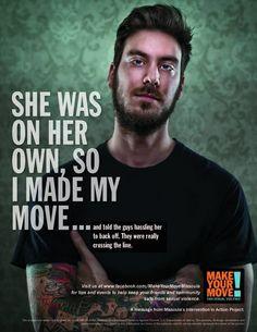 Missoula Ads Target Rapists- Not Victims