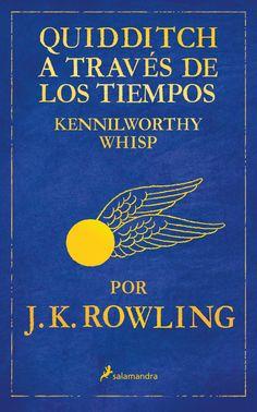 Quidditch a Través de los Tiempos de J.K. Rowling::..*•#~~$??*
