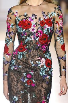 beboldwearblack:    Zuhair Murad Couture Fall 2012