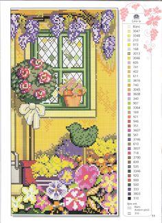 Colorista y primaveral