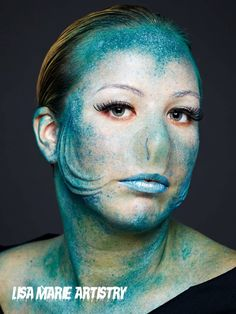 Prosthetics / Creature Design / Film TV makeup - by Lisa Marie www.facebook.com/lisamarieartistry
