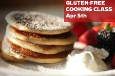 Amazing cooking and nutrition class this Saturday April 5th in Loughlinstown: GLUTEN- AND WHEAT-FREE COOKING MADE EASY! with Maggie Lynch of The Soul Food Company Food Company, April 5th, Nutrition Classes, Gluten Free Cooking, Cooking Classes, Lynch, Soul Food, Make It Simple, Events