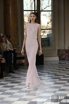 Georges Hobeika Spring-summer 2016 - Couture