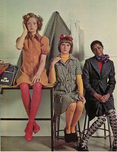 1972 Seventeen magazine
