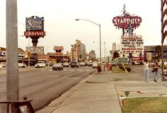 Silver City Casino 1981 Almost all seen here is been demolished