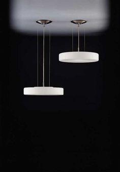 *Milan MLN Rondo Classic 5850 nikiel lampa wisząca - sklep luna lampy