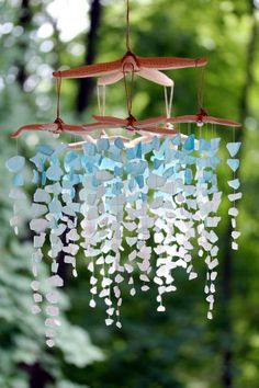 DIY Wind Chime Ideas to Try This Summer (34)
