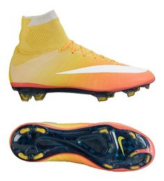 $307 - Nike Women's Mercurial Superfly FG Men's Bright Mng/White-Lsr Orng-Opt Y Mangue Eclatante/Orange Laser Shoes - 10.5A #shoes #nike #footwear #football #team_sports #athletic #women #departments #2016