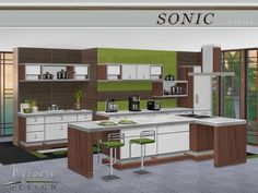 Sims 4 CC's - The Best: Kitchen by NynaeveDesigns