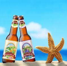 Beer, Beach, Ice cold, Summer, Skovlyst, Denmark