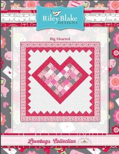 Lovebug Grid Gray of Lovebugs Collection by Doodlebug Designs for Rile – The Clever Quilt Shoppe
