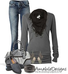 """""""Relaxed Day in CO"""" by amabiledesigns on Polyvore"""