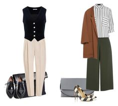 """""""casual day vol11"""" by verajf ❤ liked on Polyvore featuring Ally Fashion, STELLA McCARTNEY, H&M, Cameo, Delpozo, Bionda Castana, Zara, AG Adriano Goldschmied and Jeffrey Campbell"""