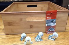 making underbed storage drawers | Under bed storage: DIY under bed drawer
